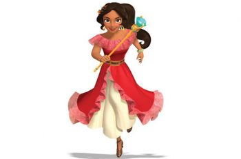 La princesa Elena de Avalor
