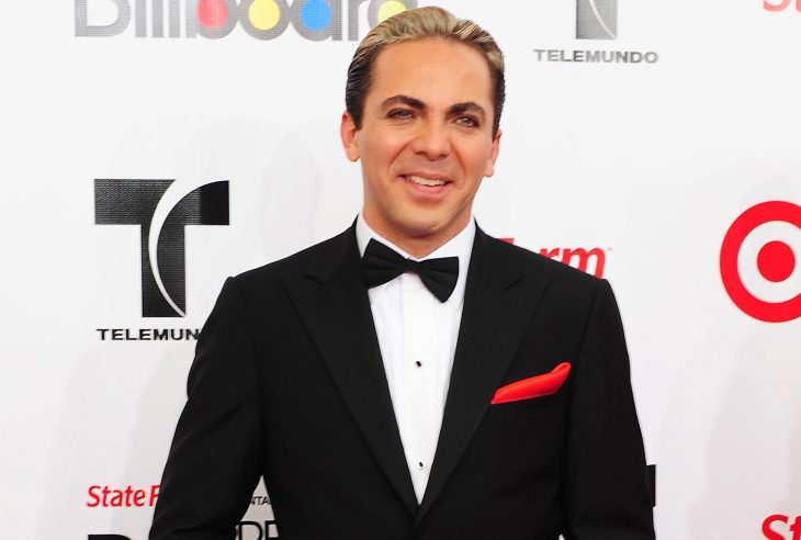 MIAMI, FL - APRIL 28:  Cristian Castro arrives at the 2011 Billboard Latin Music Awards at Bank United Center on April 28, 2011 in Miami, Florida.  (Photo by Gustavo Caballero/Getty Images)