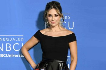 NEW YORK, NY - MAY 15:  Aracely Arambula attends the 2017 NBCUniversal Upfront at Radio City Music Hall on May 15, 2017 in New York City.  (Photo by Dia Dipasupil/Getty Images)