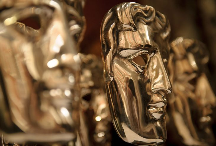 BAFTA awards ahead of the British Academy of Film and Television Arts Awards on Sunday, Monday, Feb. 10, 2014. (Photo by Jonathan Short/Invision/AP)