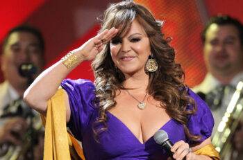 LAS VEGAS - NOVEMBER 11:  Jenni Rivera performs onstage at the 11th Annual Latin Grammy Awards at Mandalay Bay Events Center on November 11, 2010 in Las Vegas, Nevada.  (Photo by Michael Tran/FilmMagic)